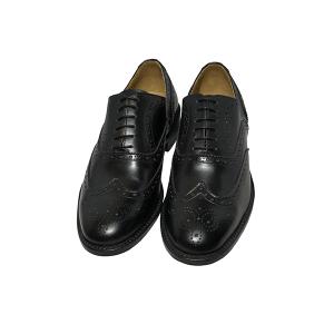 Sapato Picotado Preto