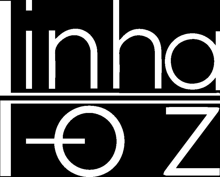 Logo LinhaFOZ branco